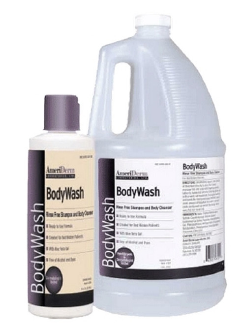 Shampoo and Body Wash Body Wash