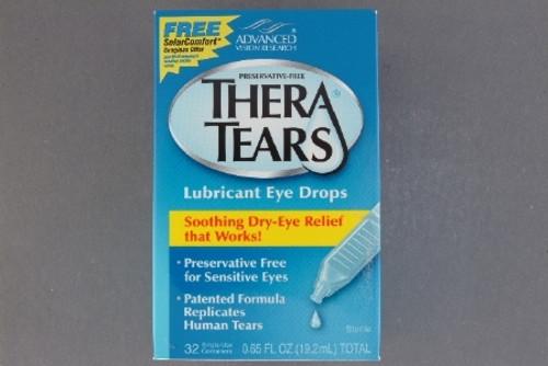 Lubricant Eye Drops Thera