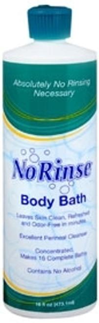 Body Wash No Rinse