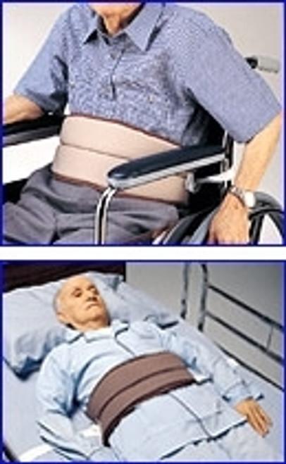 Skil-Care Cushion Belt Side-Release Buckle