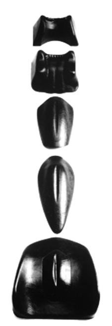 soft tissue system 5piece set neck standard and short thoracic occipivot lumbar pivot