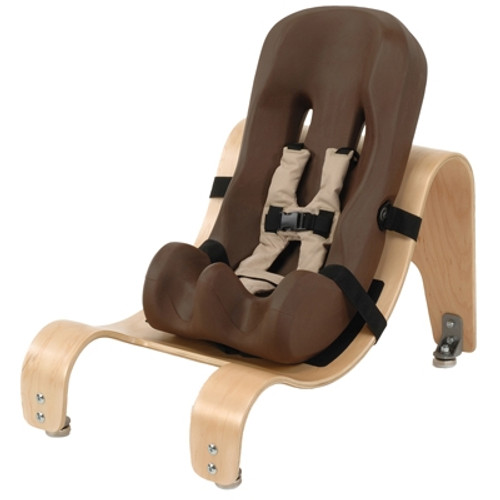 special softtouch sitter seat stationary base