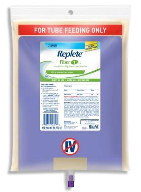 Tube Feeding Unflavored, Replete Fiber - 1500 mL