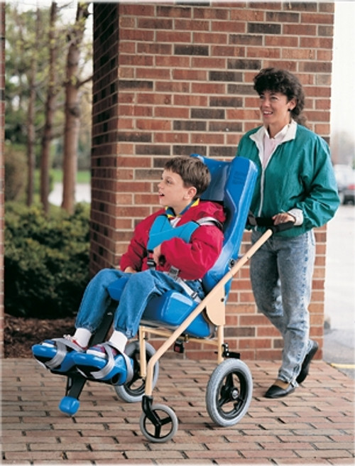 carrie stroller frame with carrie seat