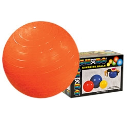 CanDo Inflatable Exercise Ball 30-1802B