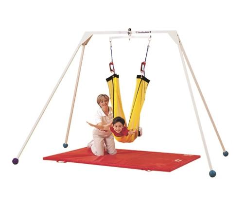 tumble forms vestibulator frame rope ascender