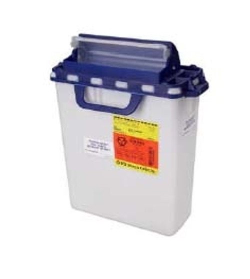 Pharmaceutical Waste Container Horizontal Drop