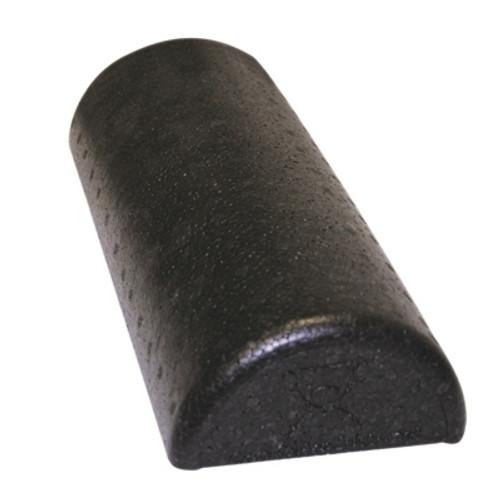 cando foam roller black composite extra firm