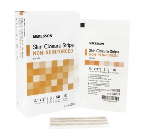 Skin Closure Strips, Non-Reinforced