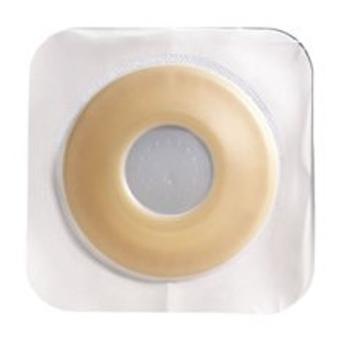 """Colostomy Barrier Sur-Fit Natura, White Tape, 1-3/4"""" Flange, 10/ea"""