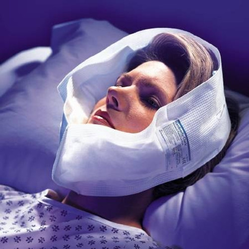 Refillable Stay-Dry Ice Bag, Head Wrap - 12 ea