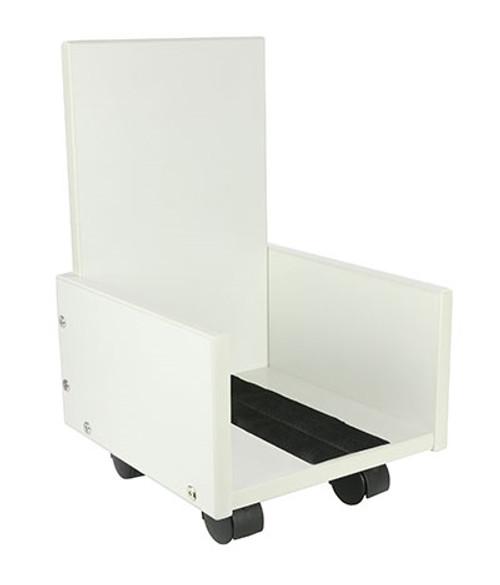 skillbuilders 2piece mobile floor sitter wood base