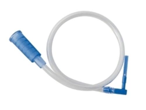 Button Decompression Tube Silicone NonSterile