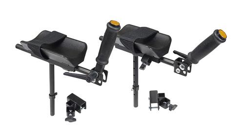 gait trainer accessory forearm platform set mount