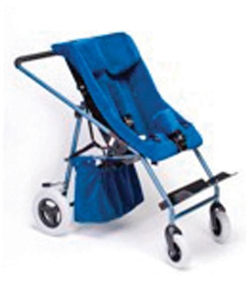 therapedic ips car seat plus mobility base blue