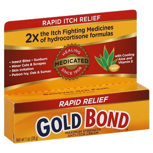 Chattem Gold Bond Itch Relief