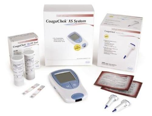 Blood Coagulation Meter Kit CoaguChek