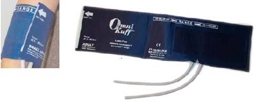 Welch Allyn Omni-Kuff Blood Pressure Cuff, 2-Tube Bladder