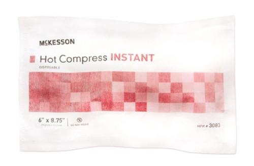 McKesson Hot Compress, Instant