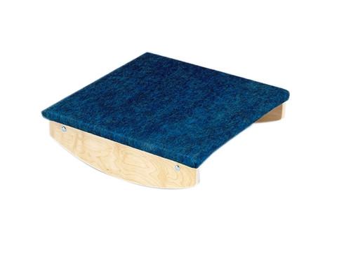 rocker board wooden with carpet