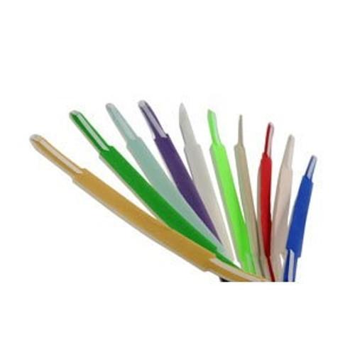 Trach Tube Holder Rainbow Ties