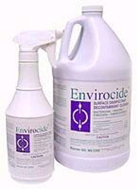 Envirocide Multi-Purpose Cleaner and Disinfectant - Liquid 8 oz.
