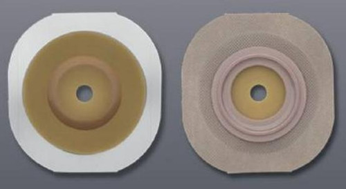 """Colostomy Barrier, Tape 2-1/4"""" Flange, Red Code, 5/ea"""