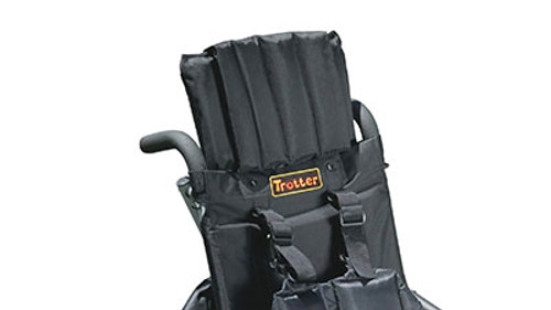 trotter mobility chair headrest extension