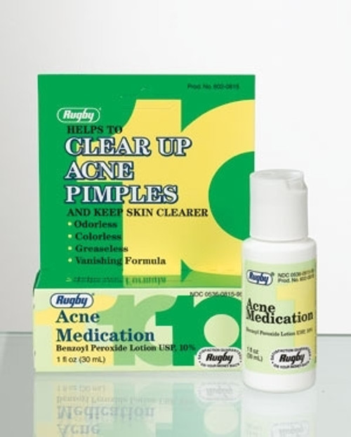 Major Pharmaceuticals Rugby Acne Treatment
