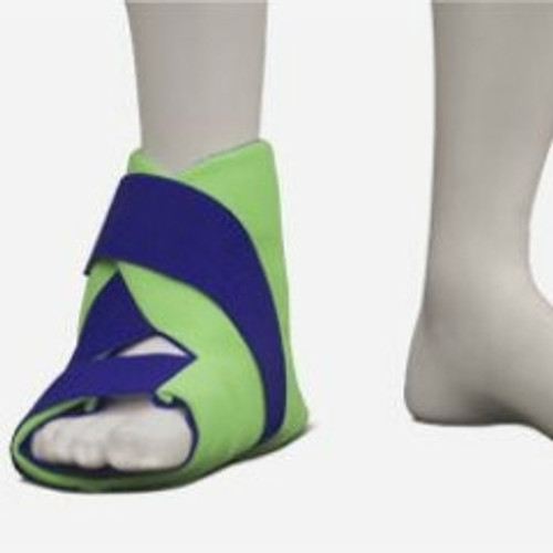 Ice Wrap Polar IceFoot / Ankle One Size Fits Most Fleece Reusable