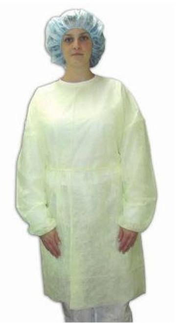 medi-pak performance plus isolation gowns