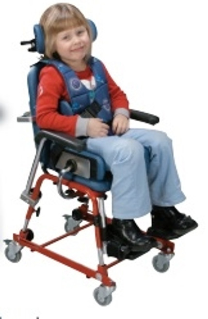 school chair support kit h harness chest support