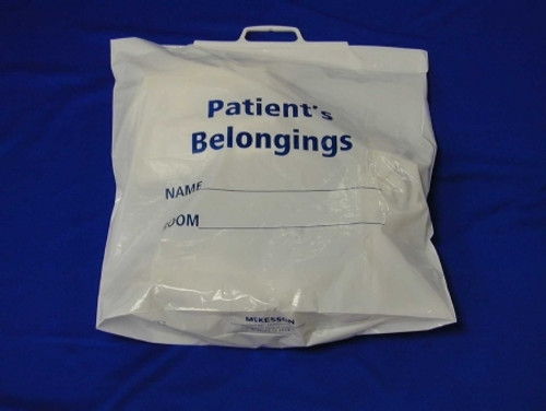 Performance Patient's Belongings Bags