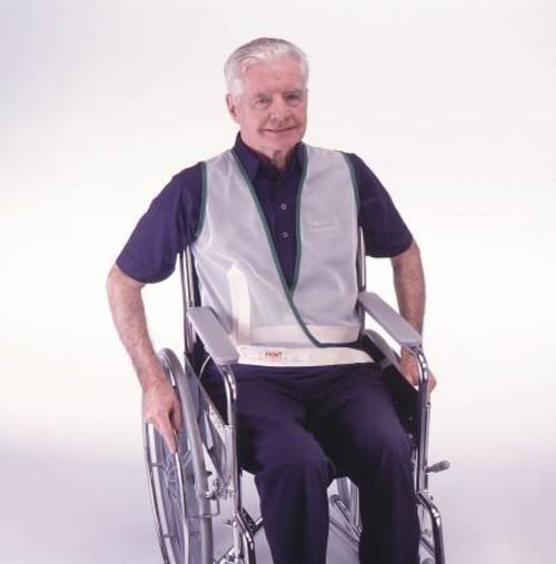 Posey Criss-Cross Straps Vest Restraint