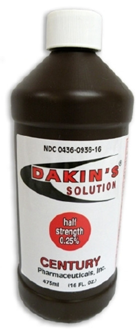 Century Pharmaceutical Dakins Antimicrobial Wound Cleanser