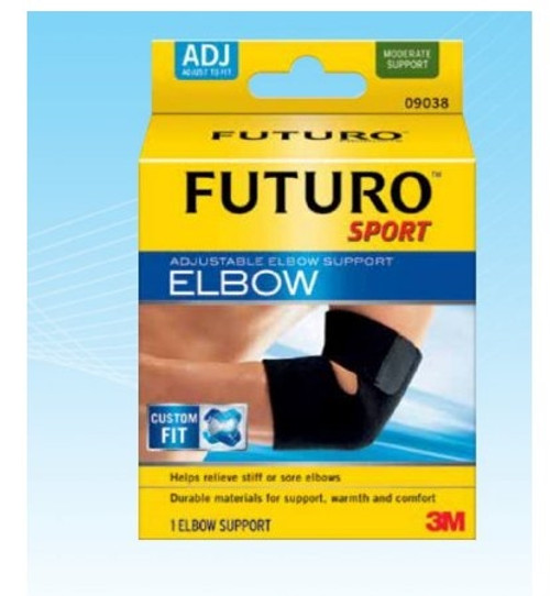 Elbow Support Futuro Adjustable Left or Right Elbow