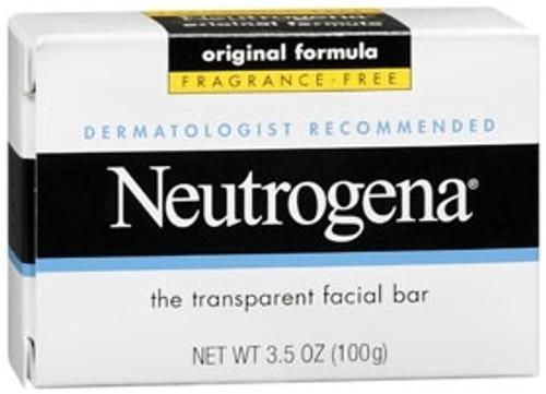 J & J Sales Neutrogena 3.5 oz Soap Bar