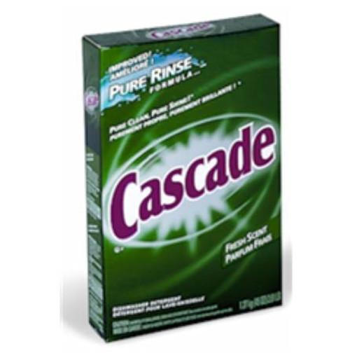 Cascade Dishwasher Soap - 12ea