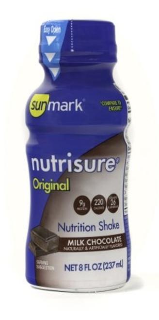 oral supplement sunmark vanilla 8 oz. bottle Ready