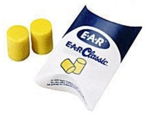 Ear Plugs 3M Classic Cordless Yellow