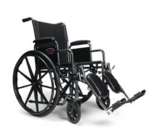 Wheelchair Advantage, Detachable Desk Arm