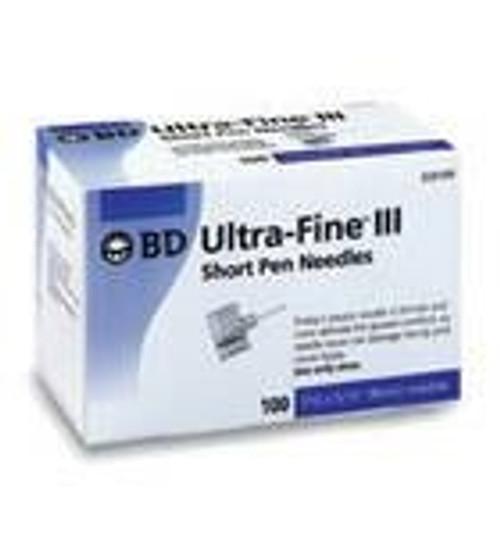 BD Ultra-Fine III Insulin Pen Needle