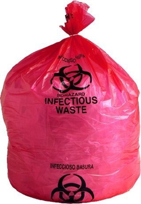 Colonial Bag Corporation Infectious Waste Bag 1