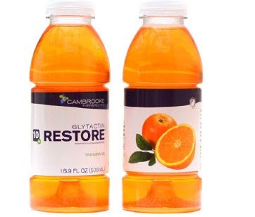 PKU Oral Supplement Glytactin Restore Bottle Ready to Use