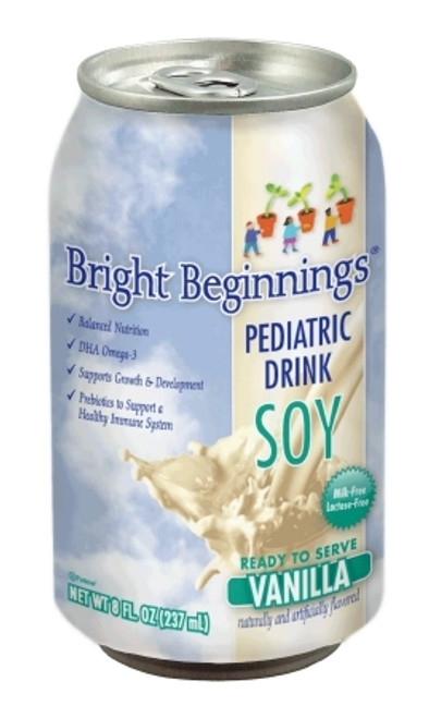 PBM Products Bright Beginnings Soy Pediatric Oral Supplement