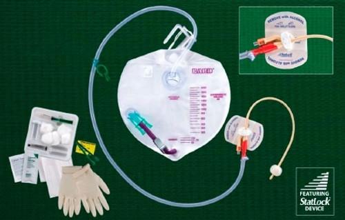 Bard Bardex Indwelling Catheter Tray