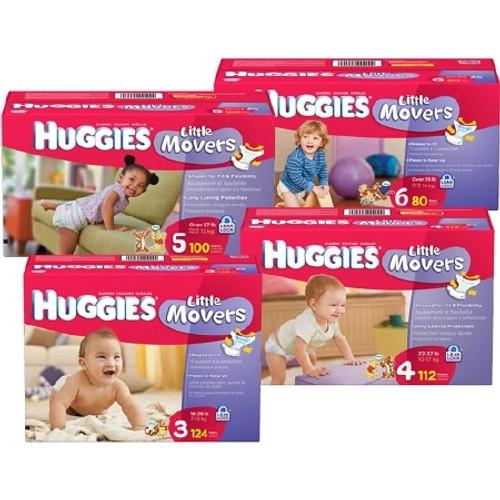 Kimberly Clark Huggies Diaper