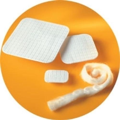 Calcium Alginate Dressing Seasorb Soft Square Calcium Alginate / Carboxylmethylcellulose (CMC) Sterile