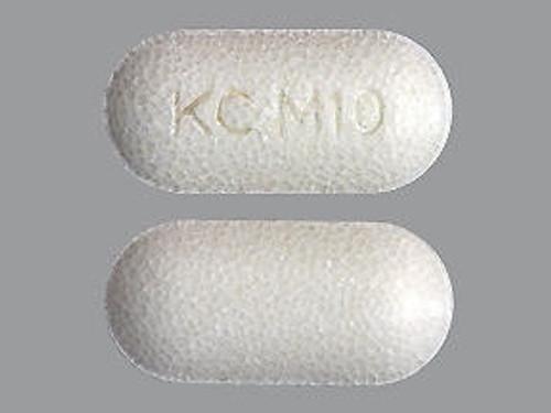 Sandoz Klor-Con Replacement Preparation