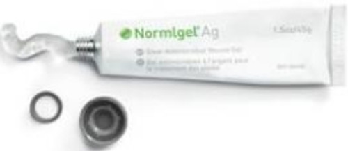 NORMLGEL AG 1.5 oz Silver Antimicrobial Wound Gel